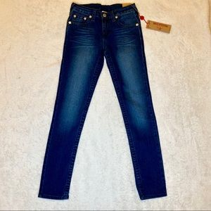 NWT True Religion S.E Jeans with Flaps(Big Girls)